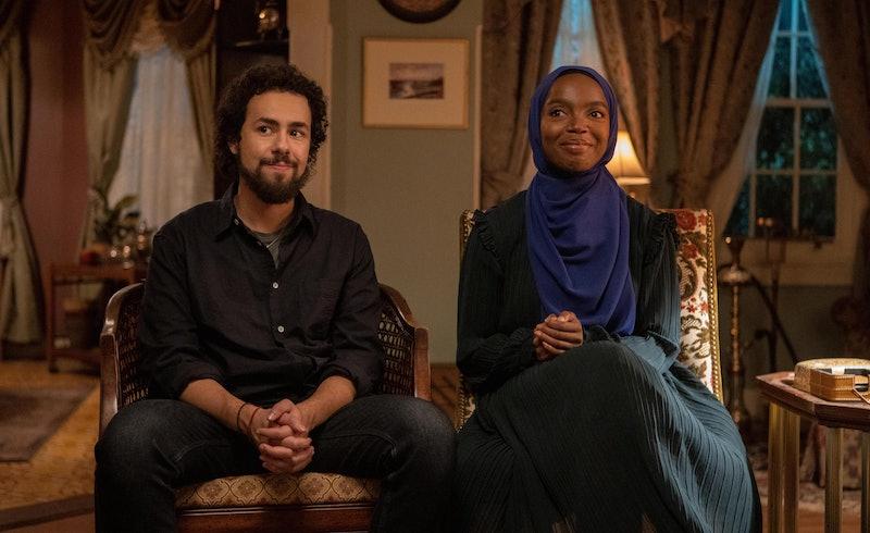 Ramy (Ramy Youssef) and Zainab (MaameYaa Boafo) in 'Ramy' Season 2