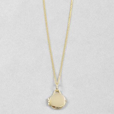 Mini Locket Necklace
