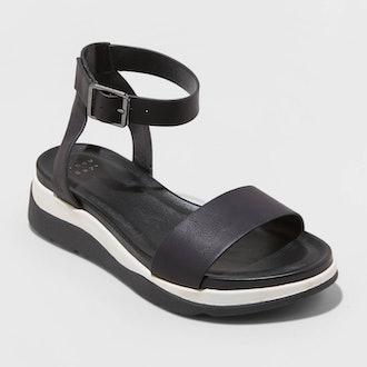 Raven Ankle Strap Sandals