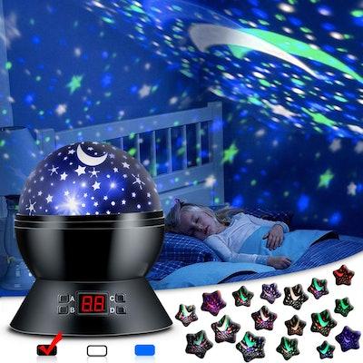 ANTEQI Star Projector Night Light