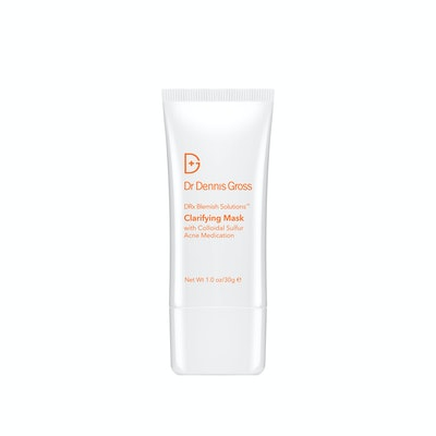 Clarifying Mask With Colloidal Sulfur
