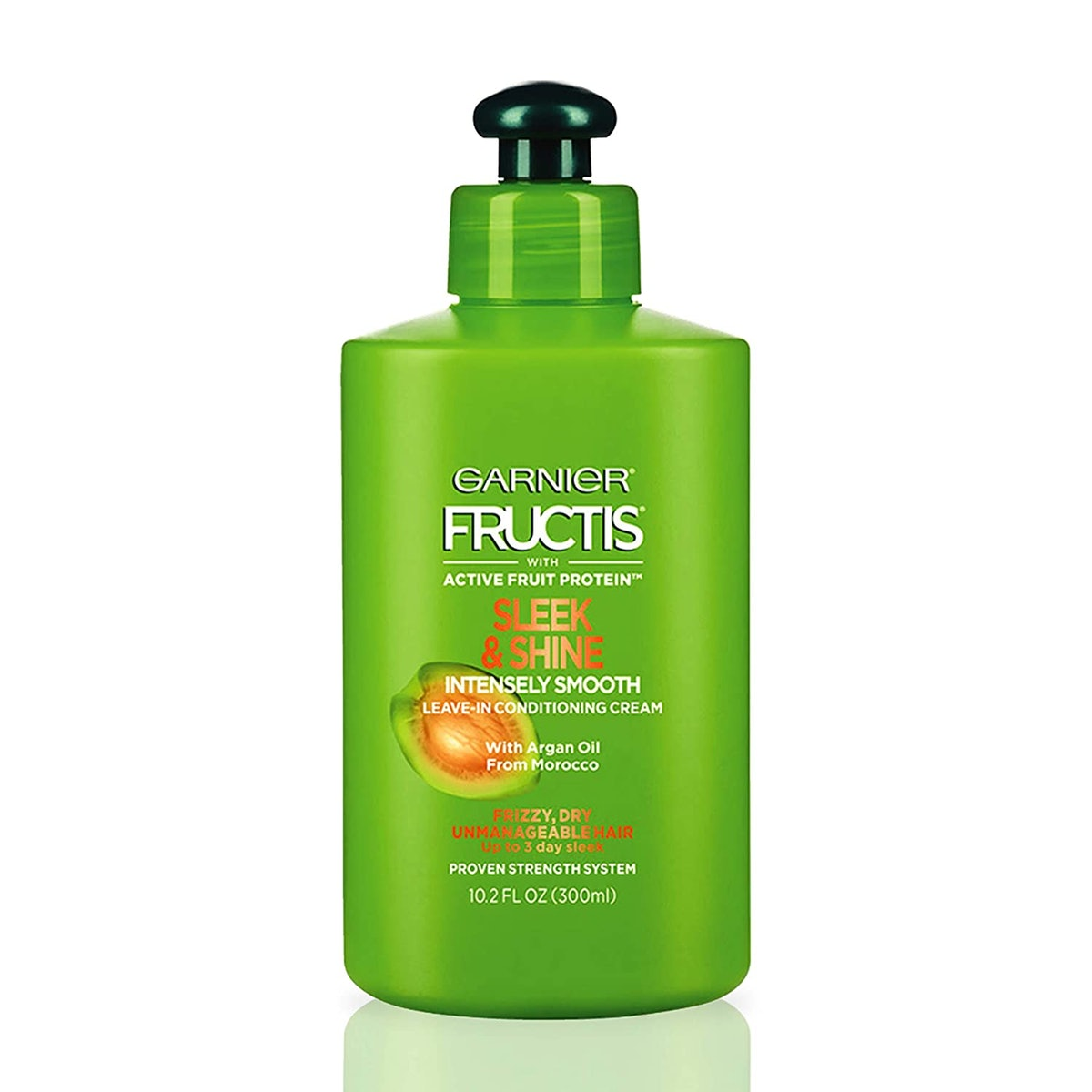 Garnier Fructis Sleek & Shine Intensely Smooth Leave-In Conditioner Cream
