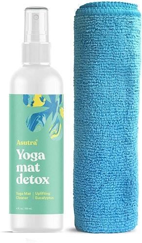 ASUTRA Yoga Mat Cleaner