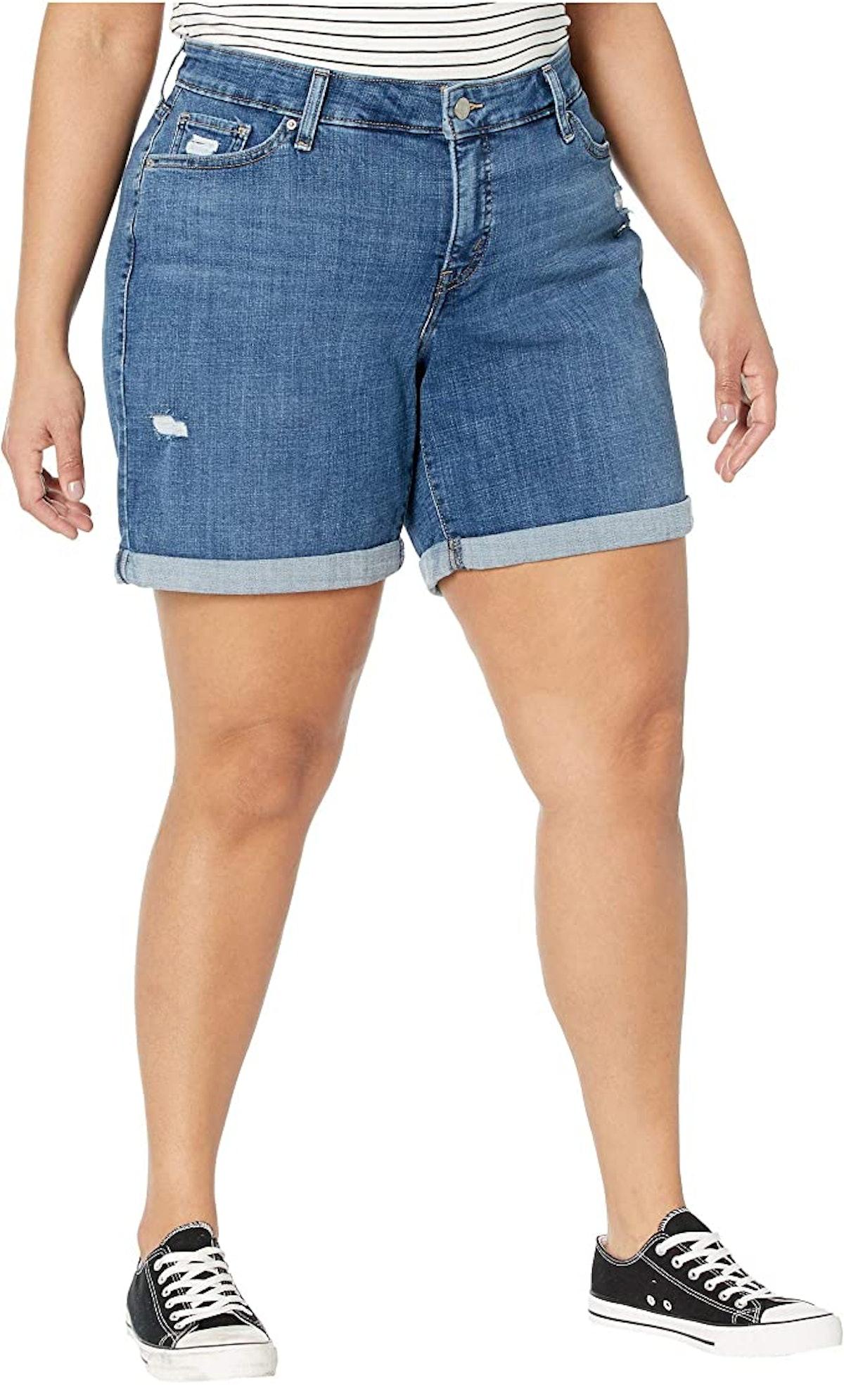 Levi's Plus Size New Shorts