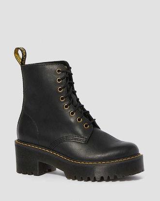 Shriver Hi Wyoming Leather Heeled Boots