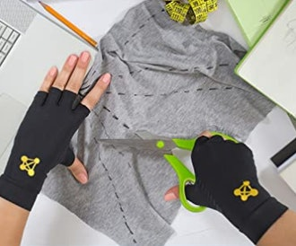 CopperJoint Fingerless Compression Gloves