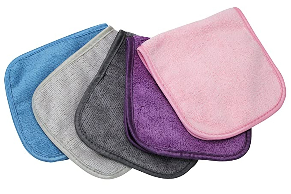 STS Store Reusable Makeup Remover cloths (5 Pack)