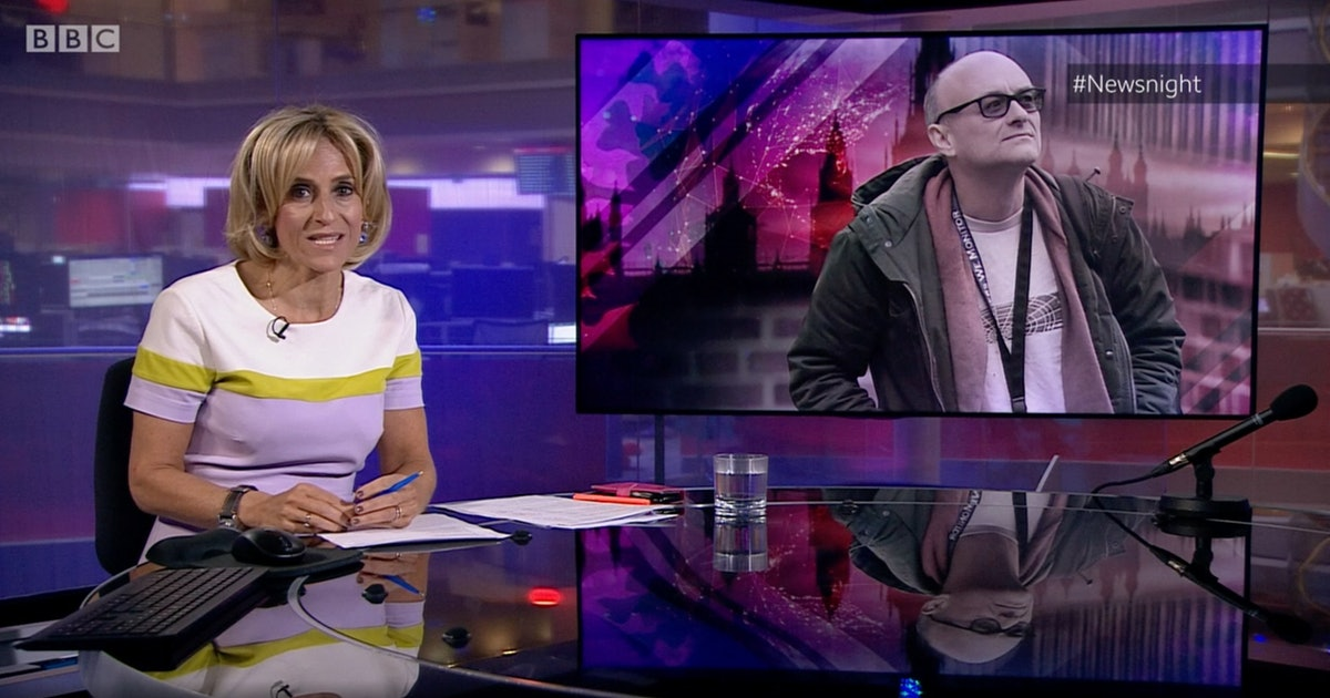 Emily Maitlis Was Absent From Wednesday's 'Newsnight' For Personal Reasons