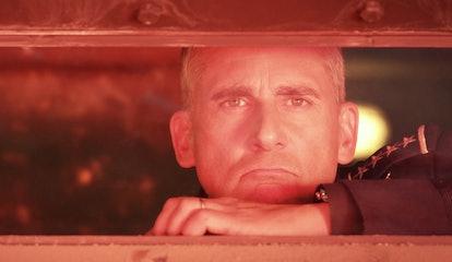 STEVE CARELL as GENERAL NAIRD in SPACE FORCE Season 1