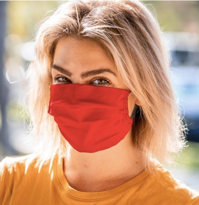 Colorful Cotton Mask 2-Pack