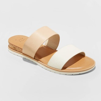 Coco Two Band Slide Sandals