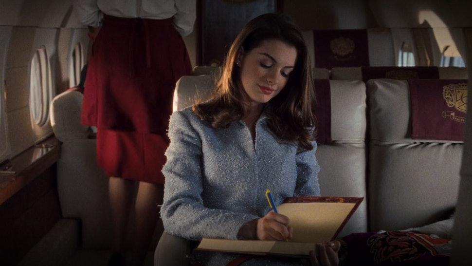 How The Princess Diaries' Mia Is Quarantining In Genovia