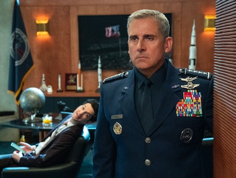 Space Force could be renewed for Season 2.