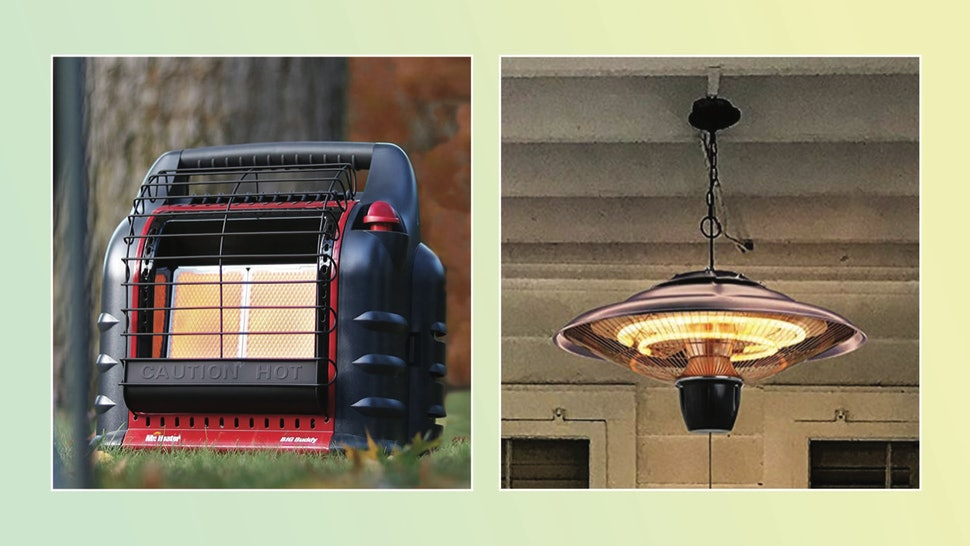 The 4 Best Patio Heaters