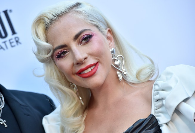 Lady Gaga attends The Daily Front Row's 5th Annual Fashion Los Angeles Awards at Beverly Hills Hotel on March 17, 2019 in Beverly Hills, California.