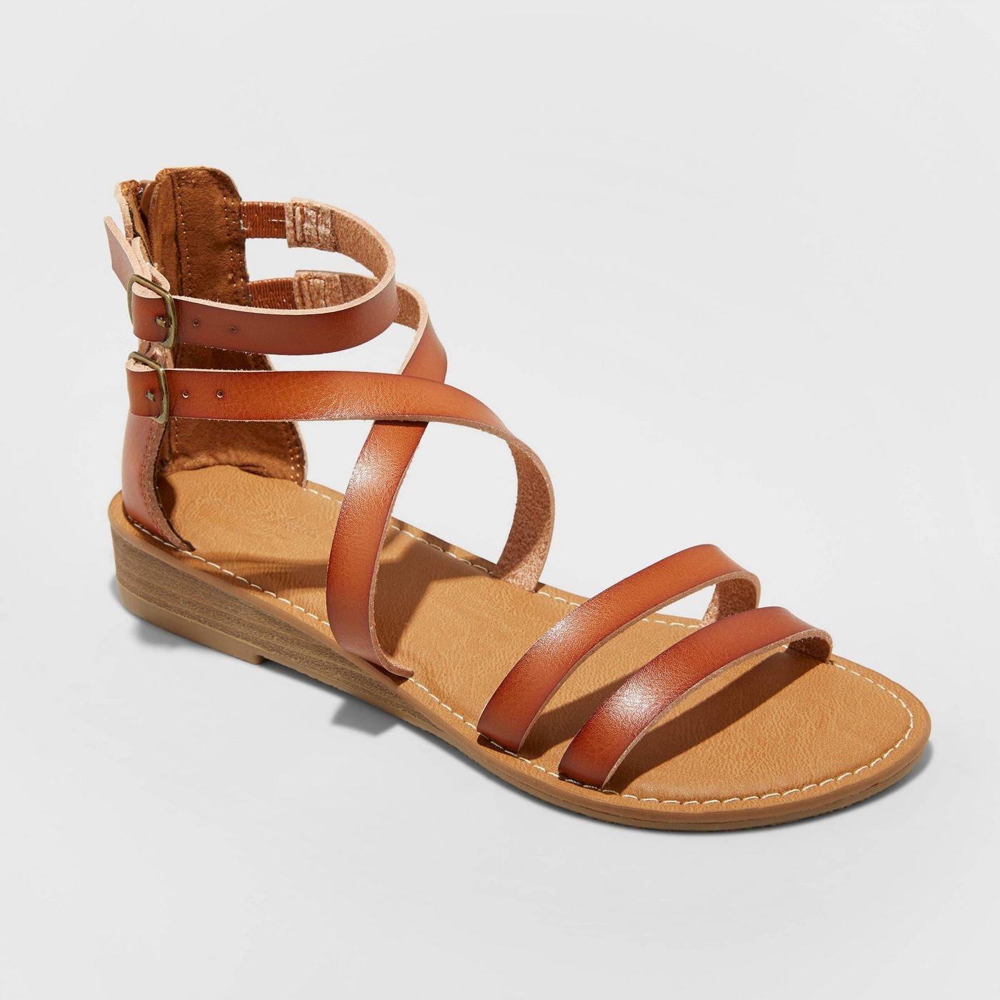 cheap sandals target