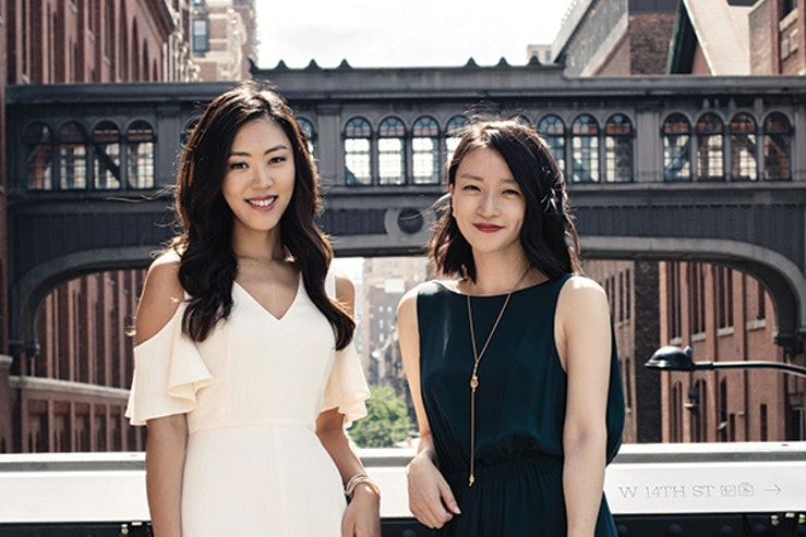 Christine Chang and Sarah Lee, Co-Founders and Co-CEOs of Glow Recipe