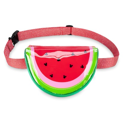 Mickey Mouse Icon Watermelon Belt Bag