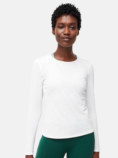 MiniMesh Longsleeve T-Shirt