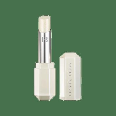 Fenty Slip Shine Sheer Shiny Lipstick in Quartz Candy