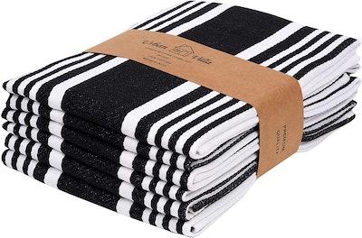 Urban Villa Kitchen Towels (6-Pack)