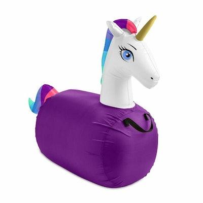 Inflatable Hop N Go Unicorn