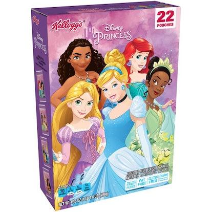 Kellogg's Disney Princesses Fruit Snacks