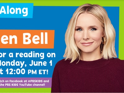 Kristen Bell will read children's books for PBS.