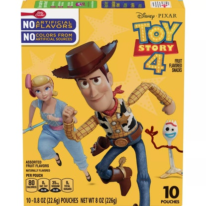 Betty Crocker Toy Story 4 Fruit Snacks - 8oz