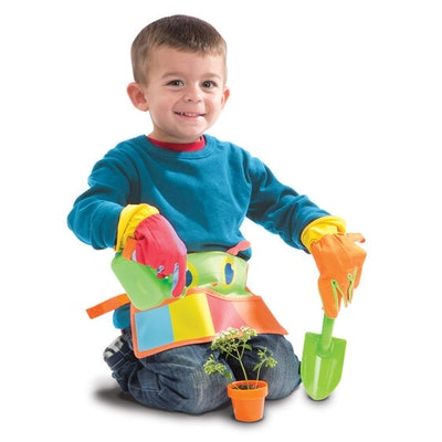 Happy Giddy Garden Tool Set