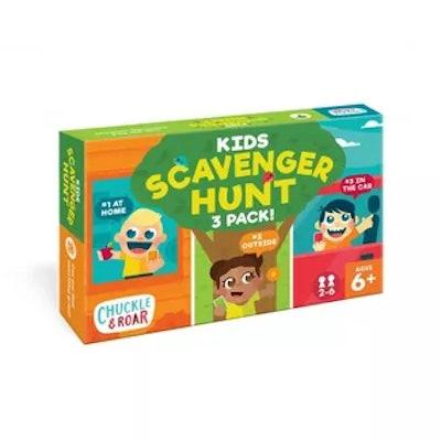 Chuckle & Roar Scavenger Hunt
