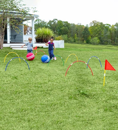 Kick Croquet Outdoor Game