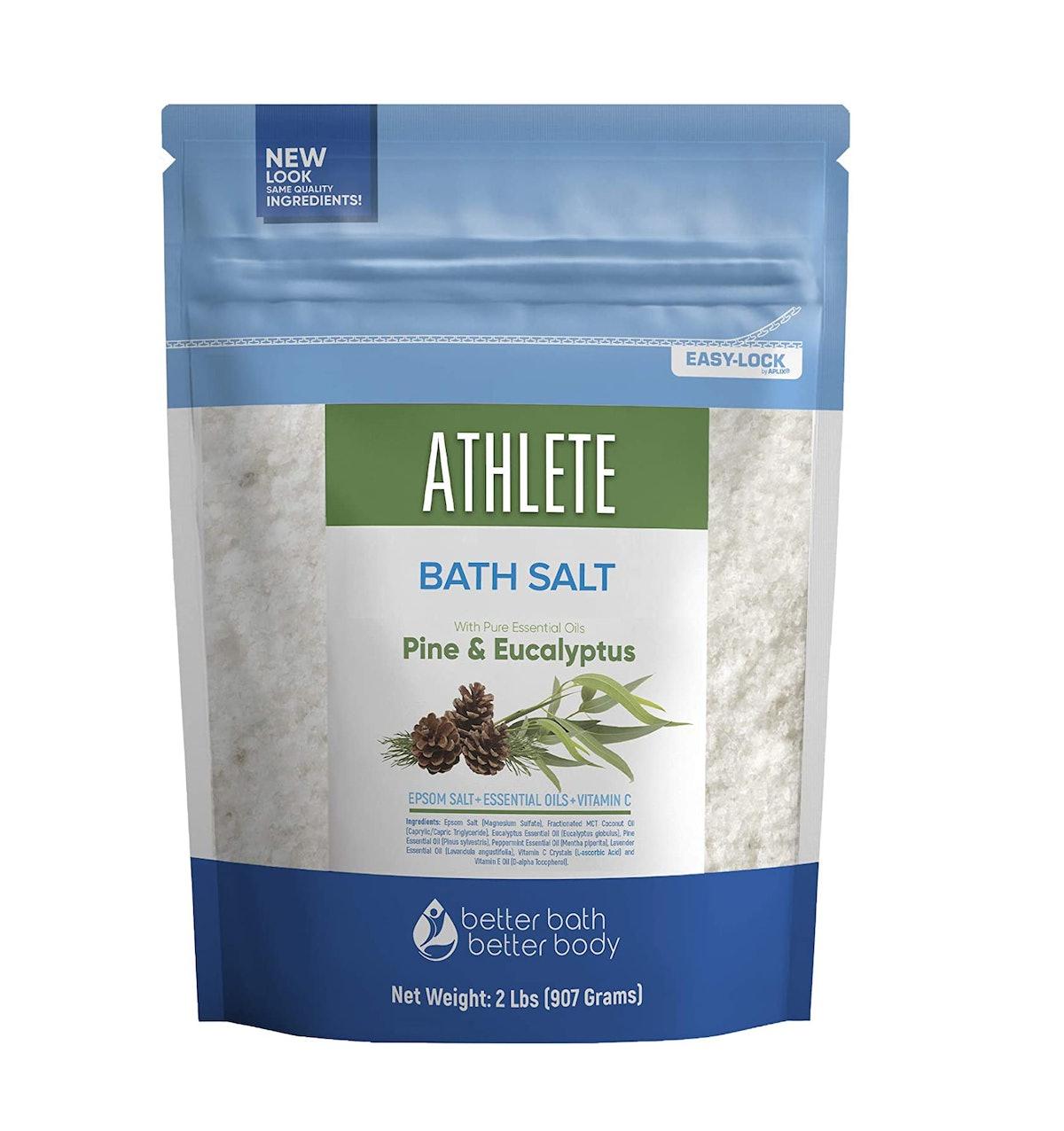 Better Bath Better Body Athlete Bath Salt