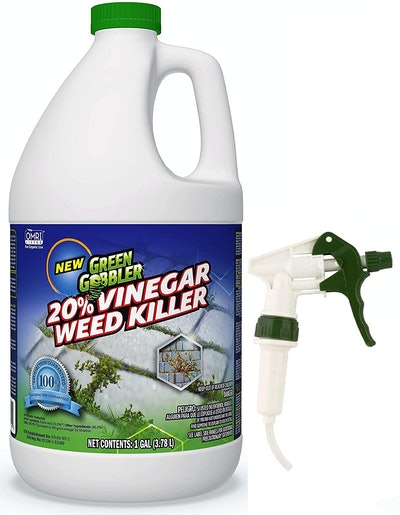 Green Gobbler Vinegar Weed & Grass Killer (1 Gallon)