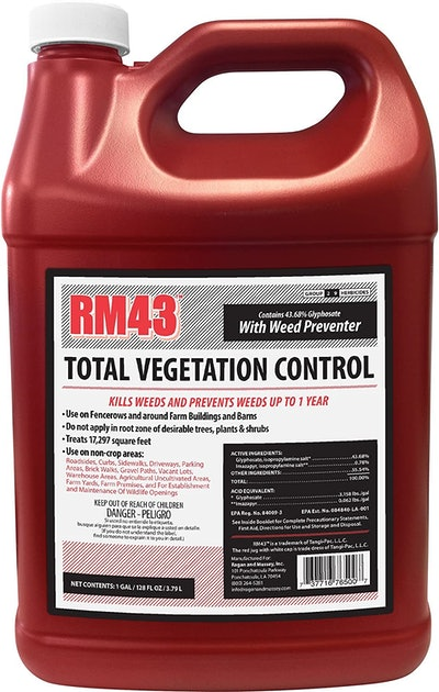 RM43 Weed Preventer Total Vegetation Control (1 Gallon)