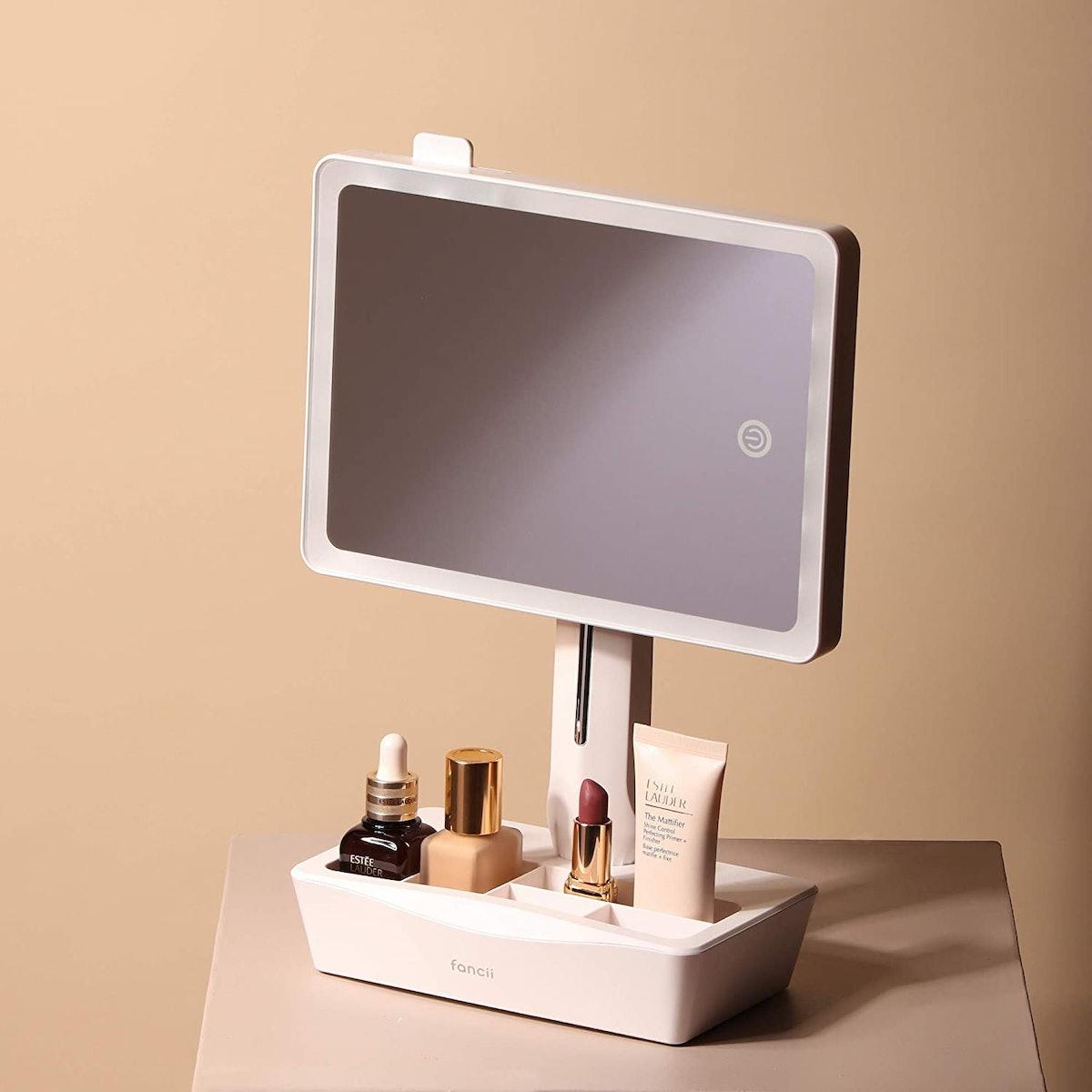 Fancii LED Lighted Makeup Vanity