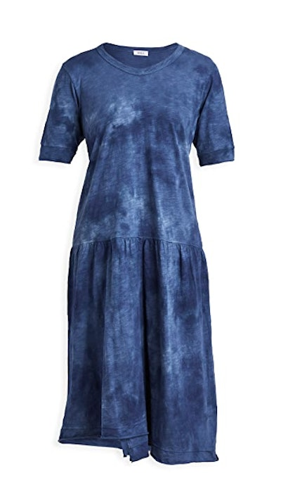 Wilt Tonal Tie Dye Easy Dress