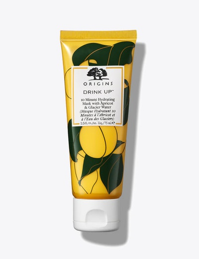 Drink Up 10 Minute Hydrating Mask With Apricot & Glacier Water