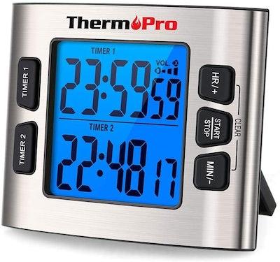 ThermoPro Digital Kitchen Timer