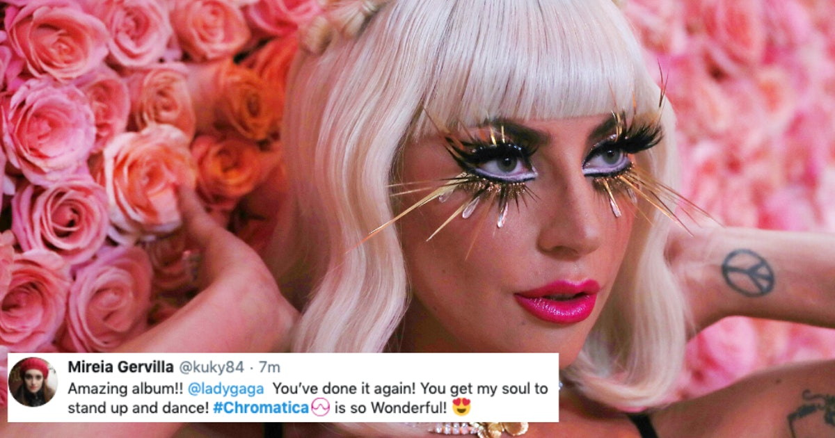 Little Monsters Can't Stop Raving Over How Deep Lady Gaga's New Songs Are