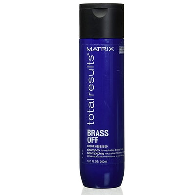 MATRIX Total Results Brass Off Blue Shampoo