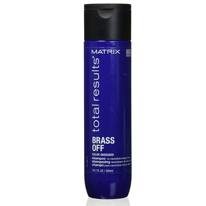 MATRIX Total Results Brass Off Blue Shampoo