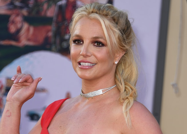 "Britney Spears Shares ""Mood Ring,"" First New Music In Four Years"