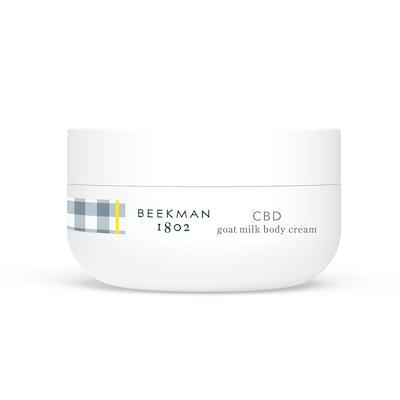CBD Whipped Body Cream
