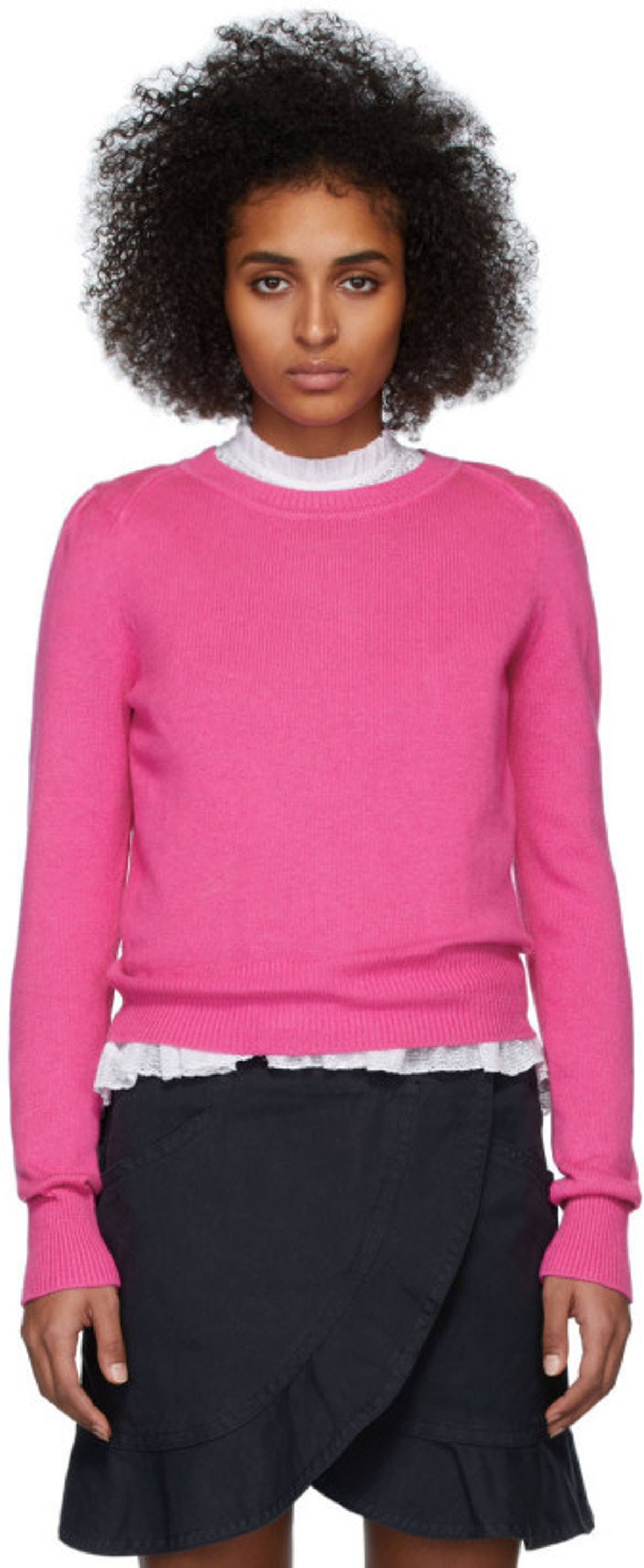 Pink Kleely Sweater