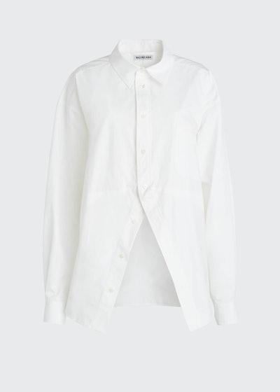 Poplin Swing Shirt
