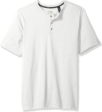 Wrangler Short Sleeve Henley Tee