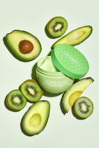 Avocado + Kiwi Mega Moisture Superfood Mask