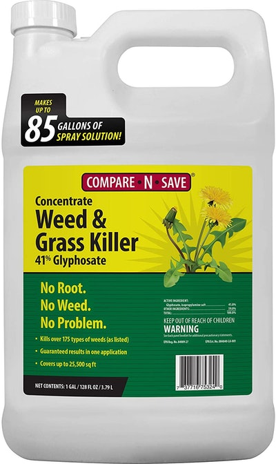 Compare-N-Save Concentrate Grass and Weed Killer (1 Gallon)
