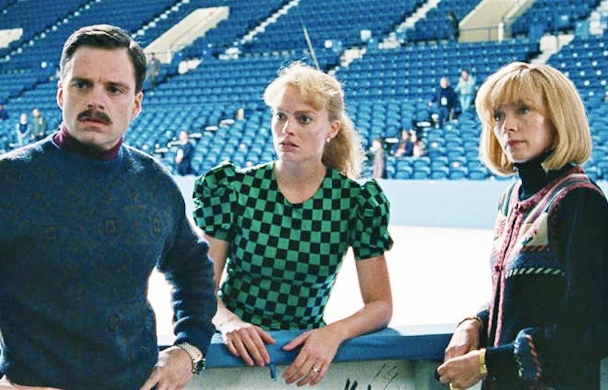 'I, Tonya' cast –Sebastian Stan, Margot Robbie, and Allison Janney